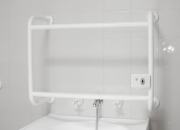 Accessibility Equipment. Bath assist grab rail