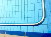 Hydrotherapy Pool grab rail offered by AQUEAS