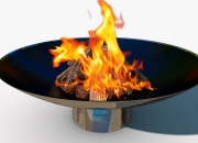 Fire Pit REFLECTIONS - Wok Model